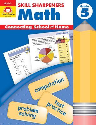 Math, Grade 5 9781596730571