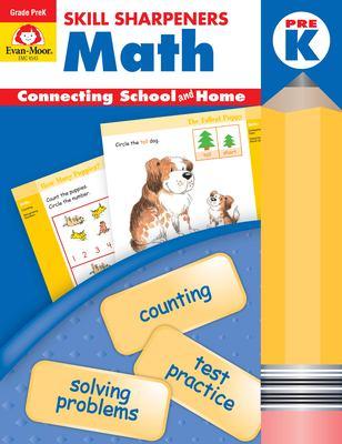 Math, PreK 9781596730519