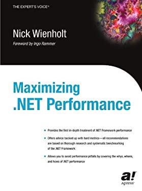 Maximizing .Net Performance 9781590591413