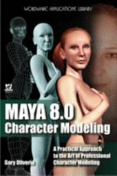 Maya 8 Character Modeling [With CDROM] 7341716
