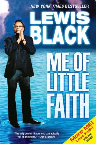Me of Little Faith 9781594483776