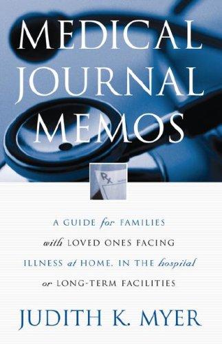 Medical Journal Memos 9781591606901