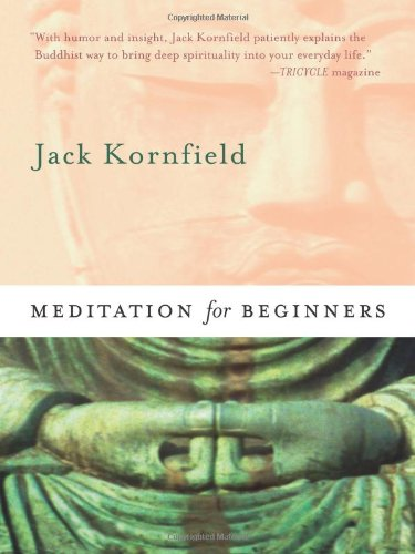 Meditation for Beginners [With CD] 9781591799429