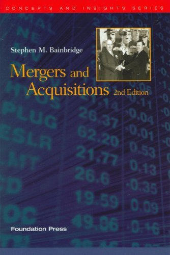 Mergers and Acquisitions 9781599413648