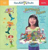 Mermaid's Palace [With Fold-Out Mermaid Kingdom and 2 Pages Punch-Out Accessories/Furniture/Pet Fish and Glue] 7257384