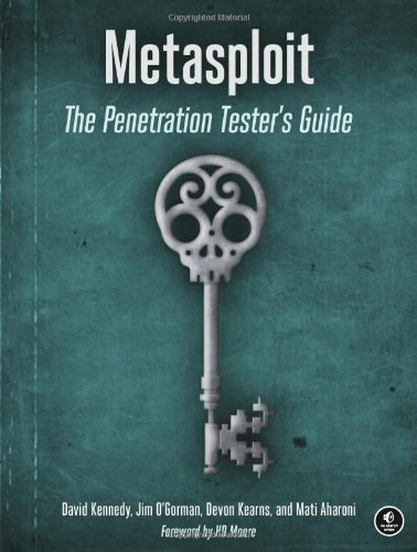 Metasploit: The Penetration Tester's Guide 9781593272883
