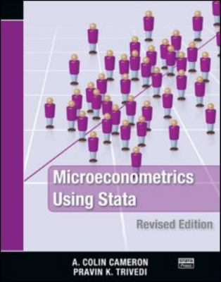 Microeconometrics Using Stata 9781597180733