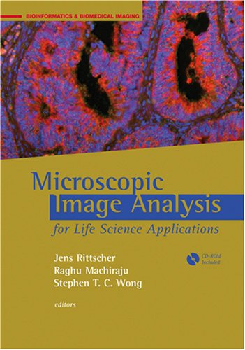 Microscopic Image Analysis for Life Science Applications [With CDROM] 9781596932364