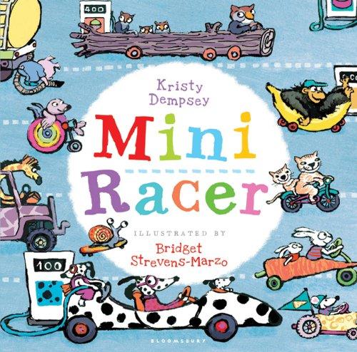 Mini Racer - Dempsey, Kristy / Strevens-Marzo, Bridget
