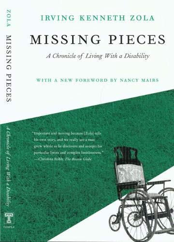 Missing Pieces: A Chronicle of Living with a Disability 9781592132447