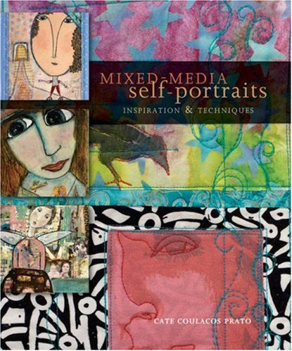 Mixed-Media Self-Portraits 9781596680821
