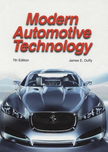 Modern Automotive Technology 9781590709566