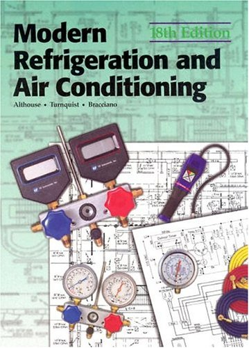 Modern Refrigeration and Air Conditioning 9781590702802
