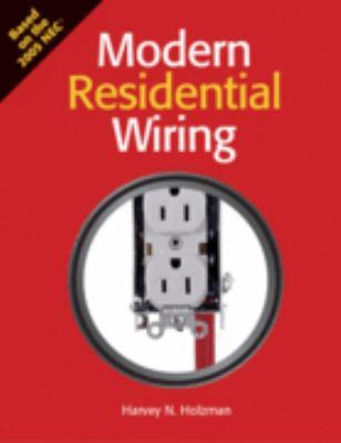 Modern Residential Wiring 9781590704431
