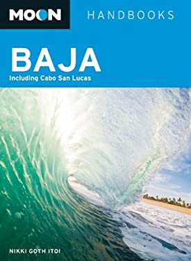 Moon Baja: Including Cabo San Lucas 9781598808896