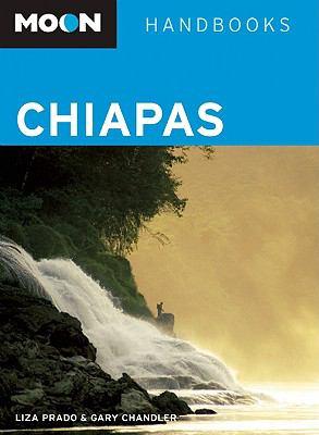 Moon Chiapas 9781598802429