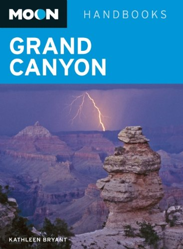 Moon Grand Canyon 9781598808995