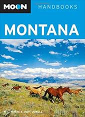 Moon Handbooks Montana 7347434