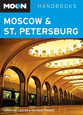 Moon Moscow & St. Petersburg 9781598801712