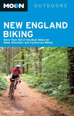 Moon New England Biking 9781598800265