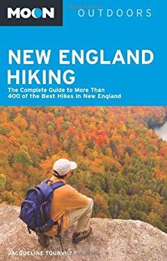 Moon New England Hiking 9781598800197