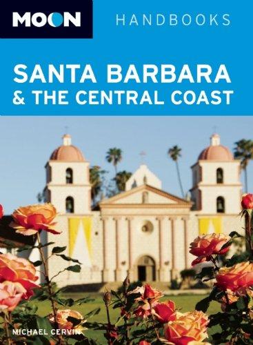 Moon Santa Barbara & the Central Coast 9781598806489