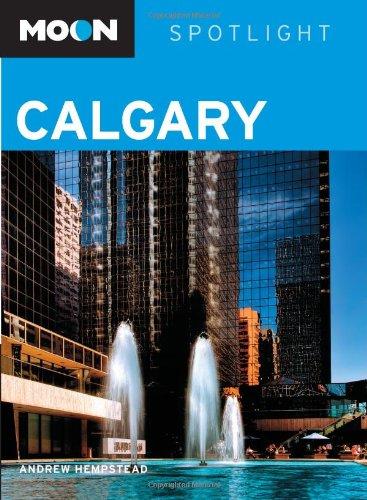 Moon Spotlight Calgary 9781598805543