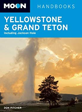 Moon Yellowstone & Grand Teton 9781598807363