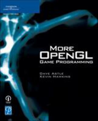 More OpenGL Game Programming 9781592008308