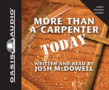 More Than a Carpenter Today 9781598591248