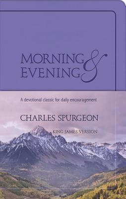 Morning & Evening, King James Version 9781598566772