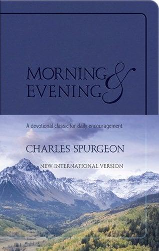Morning & Evening, New International Version 9781598566765
