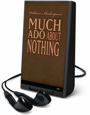 Much Ado about Nothing [With Headphones] 9781598955095