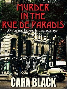 Murder in the Rue de Paradis 9781597227865