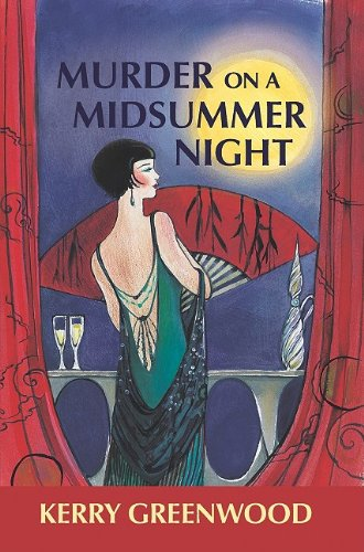 Murder on a Midsummer Night: A Phryne Fisher Mystery 9781590587416