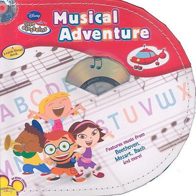 Musical Adventure [With CD] 9781590696743