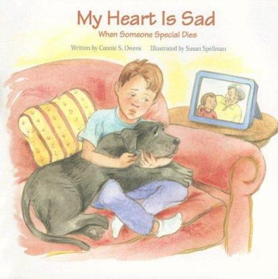 My Heart Is Sad: When Someone Special Dies 9781593170882