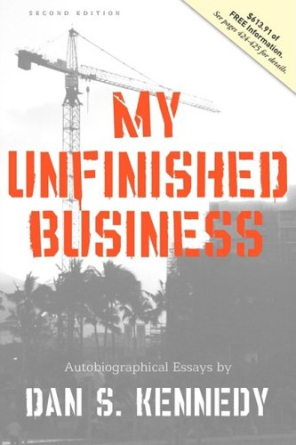 My Unfinished Business 9781599321097