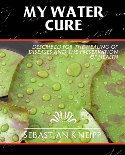 My Water - Cure (New Edition) 9781594626401