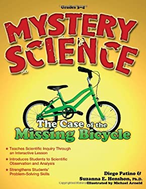 Mystery Science, Grades 3-4: The Case of the Missing Bicycle 9781593634209