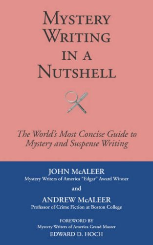 Mystery Writing in a Nutshell 9781596635050