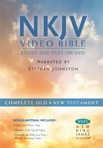 NKJV Video Bible 9781598567113