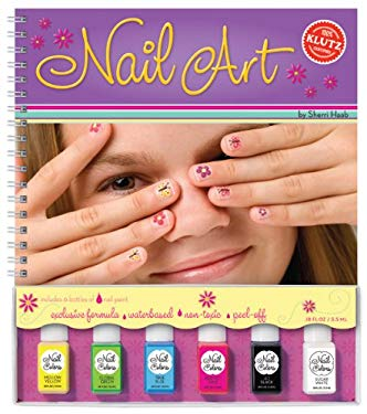 Nail Art [With 6 Bottles of Nail Paint] 9781591746683