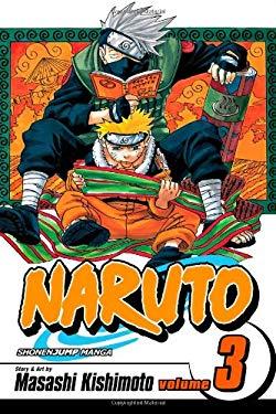 Naruto, Volume 3 9781591161875