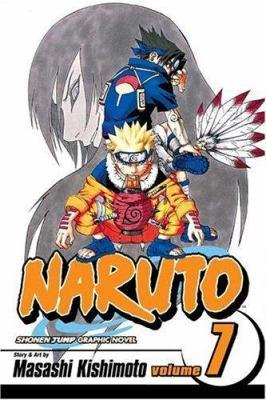 Naruto, Volume 7 9781591168751