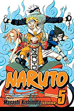 Naruto, Volume 5 9781591163596
