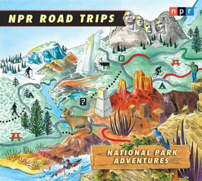 National Park Adventures 9781598878561