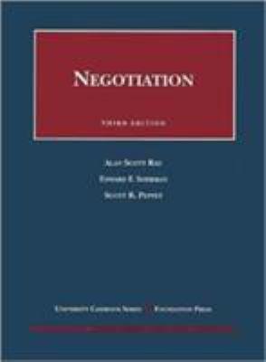 Negotiation 9781599410562