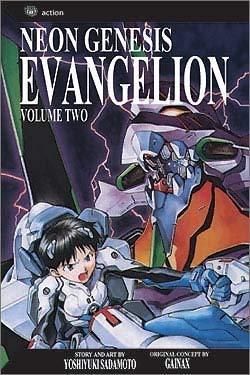 Neon Genesis Evangelion, Volume 2 9781591163909