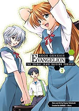 Neon Genesis Evangelion, Volume 2: The Shinji Ikari Raising Project 9781595823779